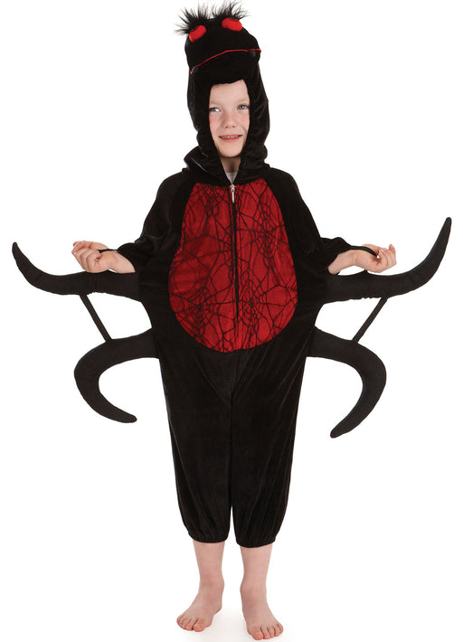 Spider Costume Child