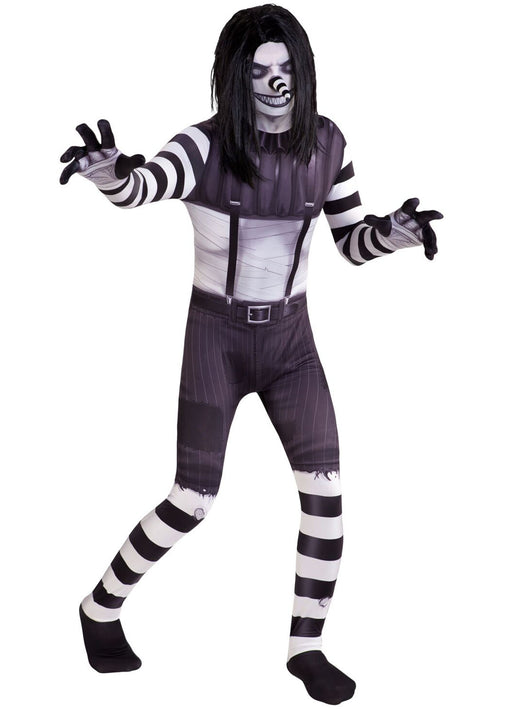 Laughing Jack Morphsuit Costume Child