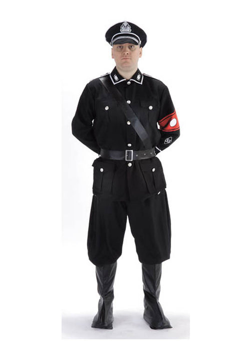 German Gestapo Officer Costume Adult