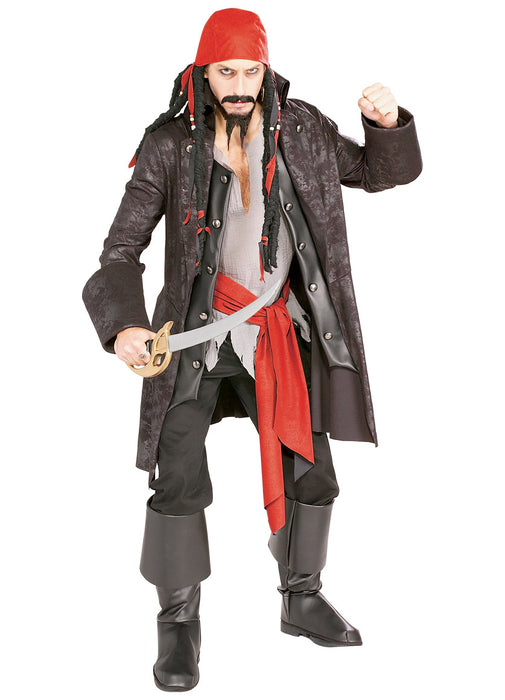 Captain Cutthroat Costume Adult