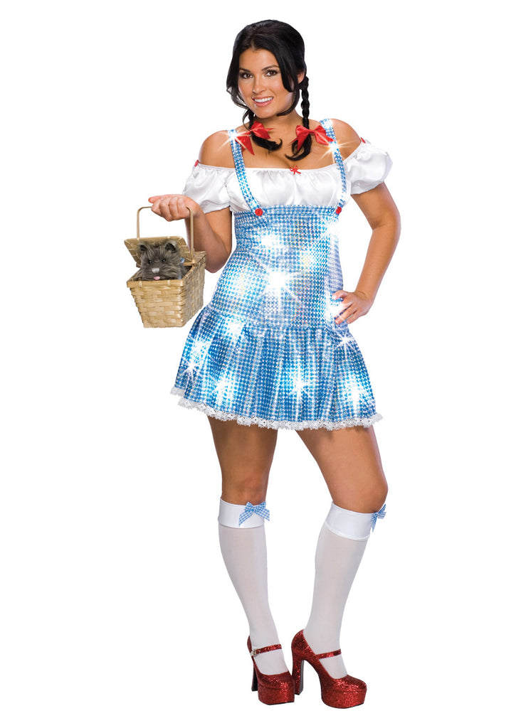 Wizard Of Oz Sexy Dorothy Adult Plus Size Party Britain