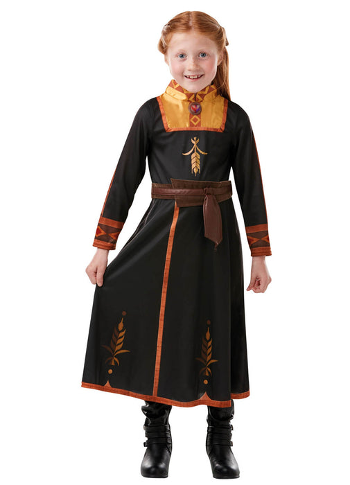 Frozen 2 Anna Costume Child
