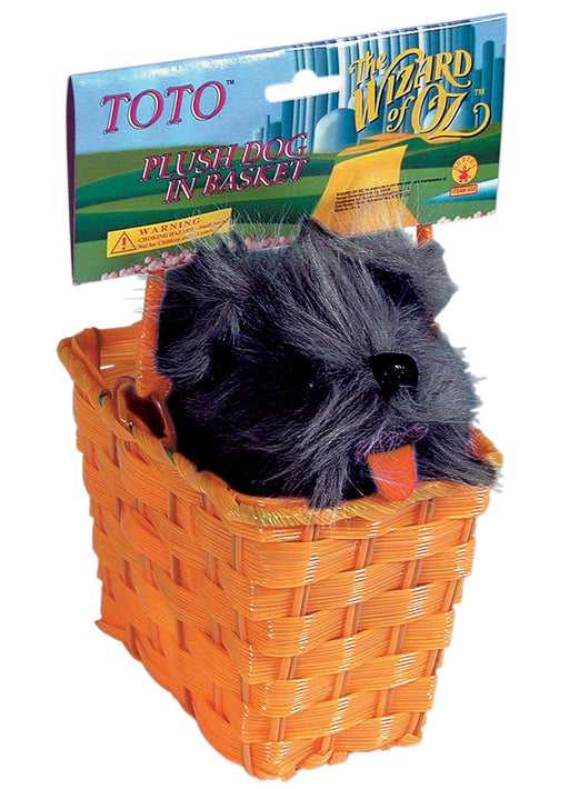 Wizard of Oz - Toto In Basket