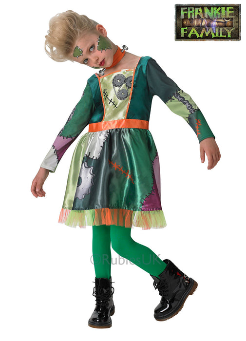 Frankie Girl Costume Child