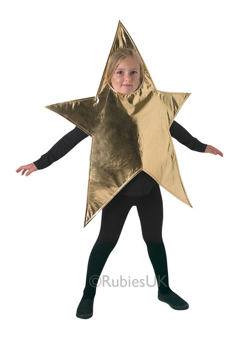 Christmas Star Costume Child