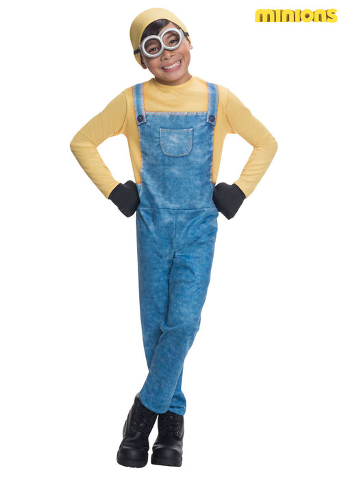 Minion Bob Costume Child