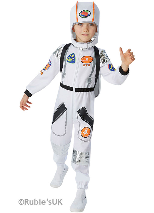 Space Astronaut Costume Child