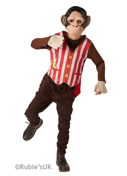 Mr Monkey 9-10Yrs Costume Child