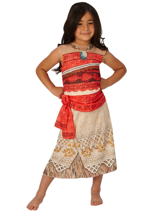 Disney Moana Costume Child