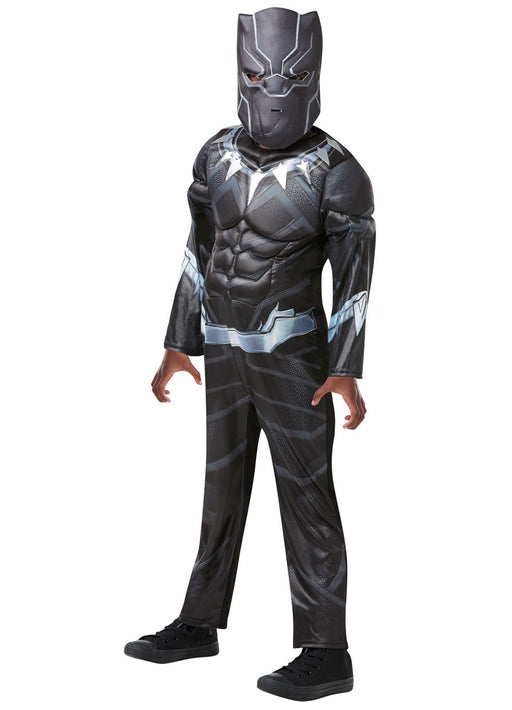 Deluxe Black Panther Costume Child