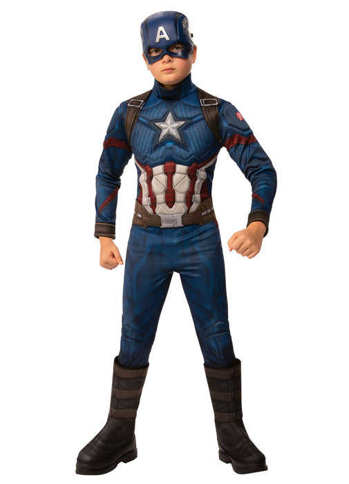 Deluxe End Game Captain America Child