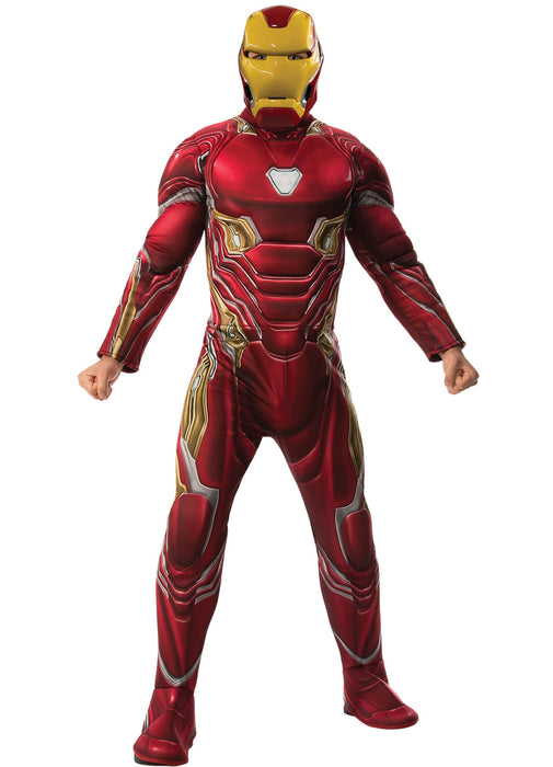 Iron Man Endgame Costume Adult
