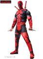 Deadpool Costume Adult