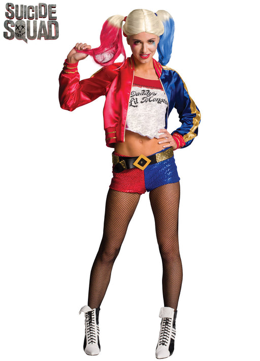 Harley Quinn Costume Adult
