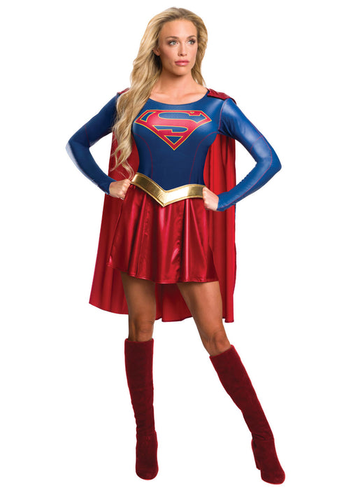 Supergirl Costume Adult