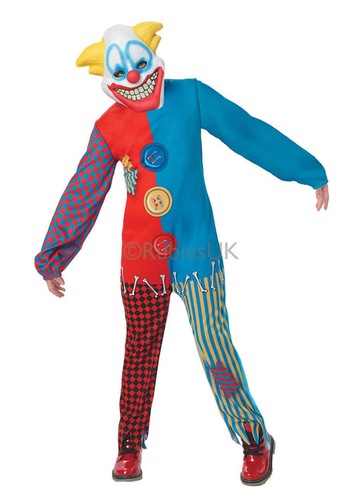 Scary Clown Child