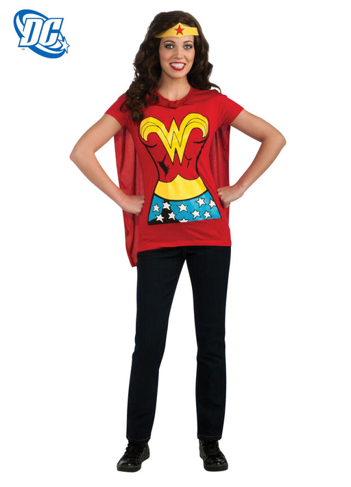 Wonder Woman T-shirt Set Adult