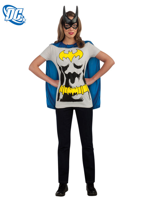 Batgirl T-shirt Set Adult