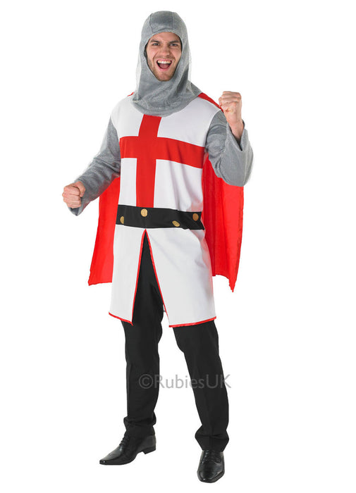 St George Knight Costume Adult