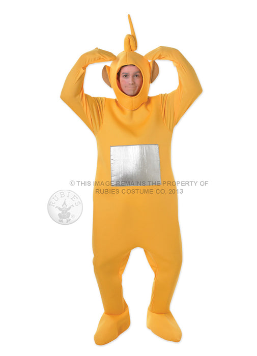 Teletubbies Laa-Laa Costume Adult