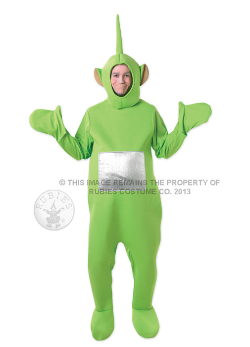 Teletubbies Dipsy Costume Adult