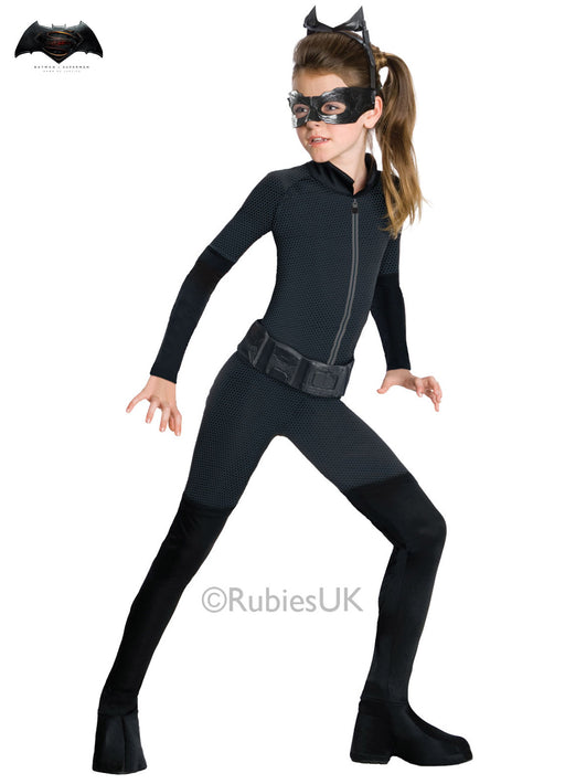 Catwoman Costume Child