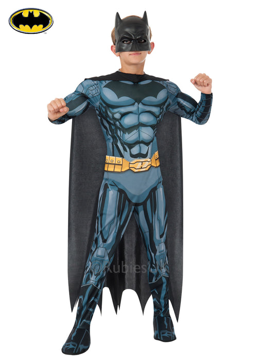 Batman Muscle Chest Costume Child