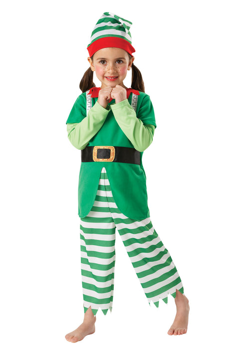 Christmas Elf Costume Child