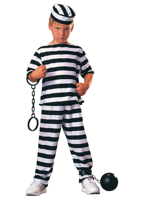 Prisoner Costume Child