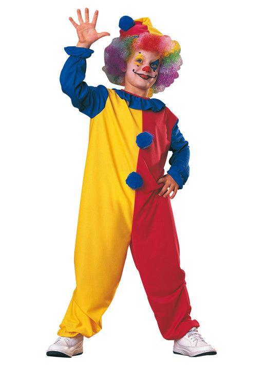 Clown Costume Child