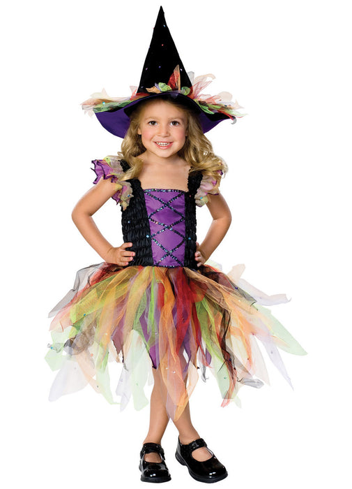 Glitter Witch Costume Child