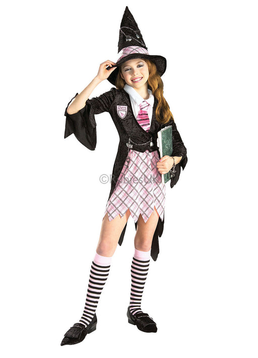 Charm School Witch Costume Child