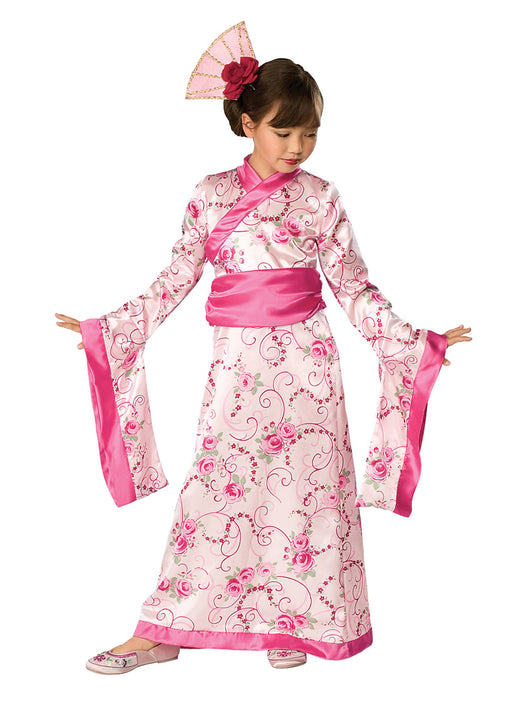 Asian Princess Costume Child