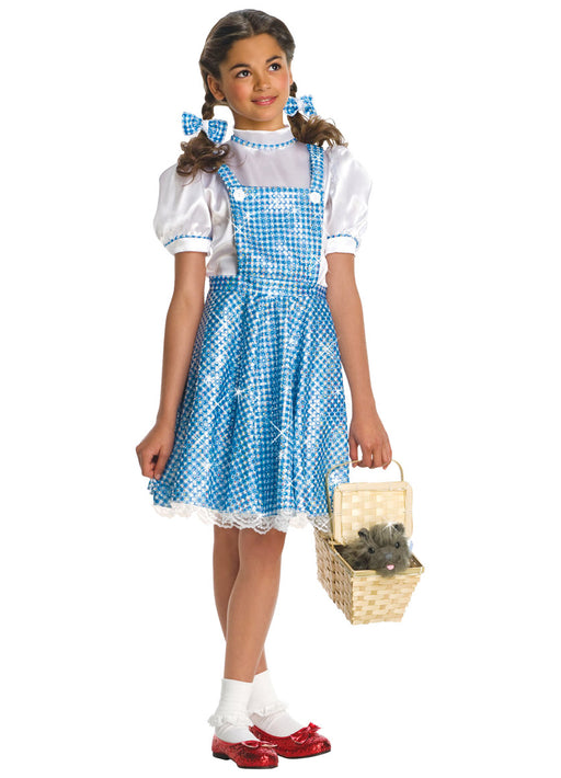 Sequin Dorothy Costume Child