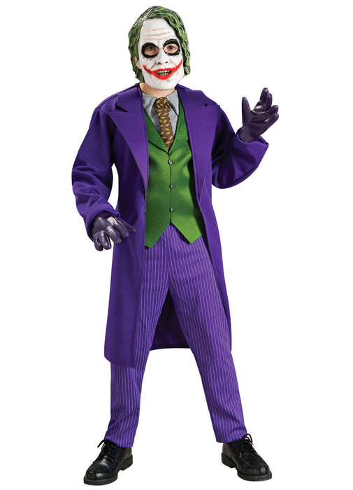 The Joker Costume Child
