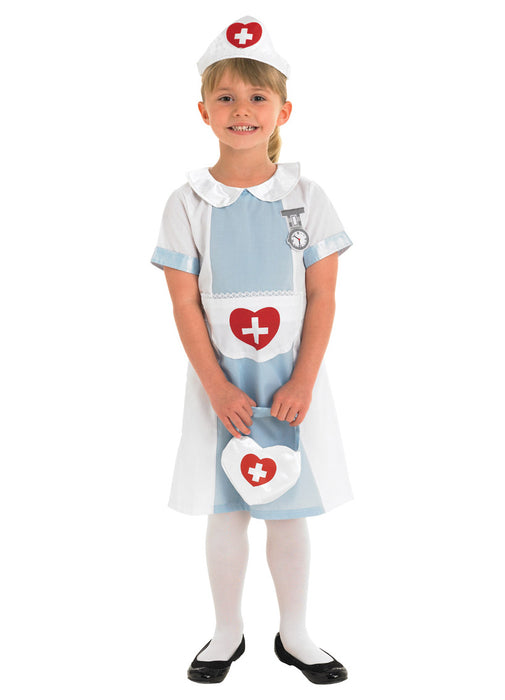 Nurse Costume Child