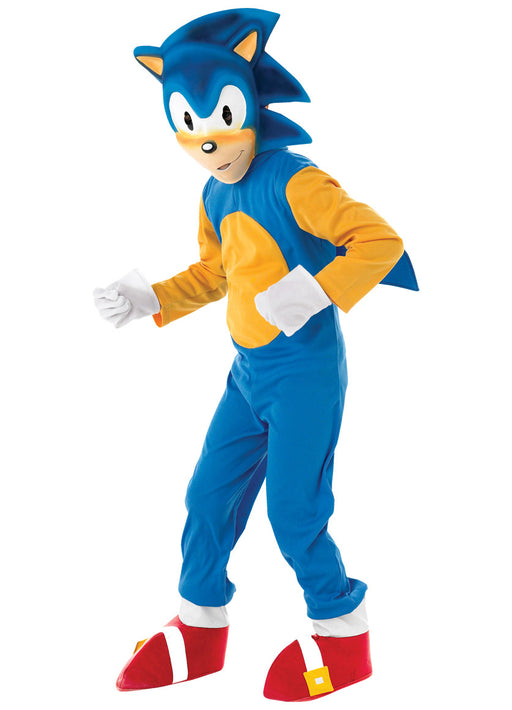 Sonic The Hedgehog Costume Child