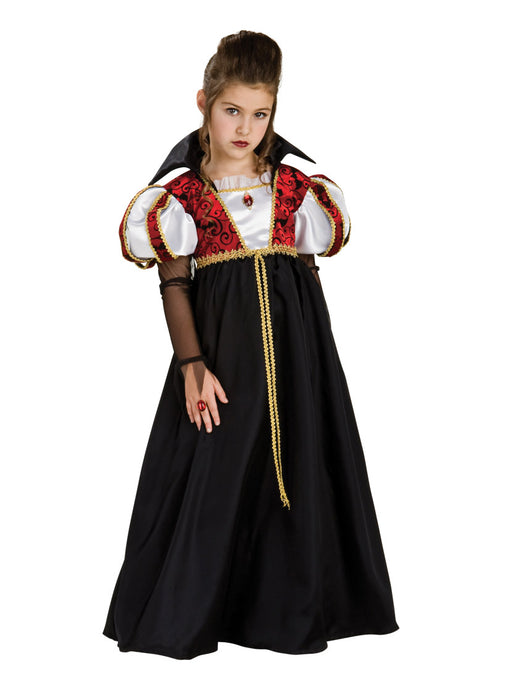 Royal Vampira Dress Child