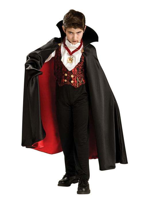 Transylvanian Vampire Costume Child