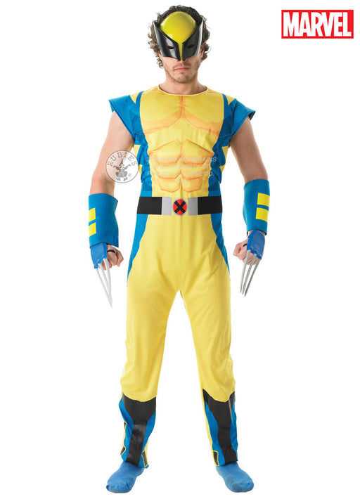 Deluxe Wolverine Costume Adult