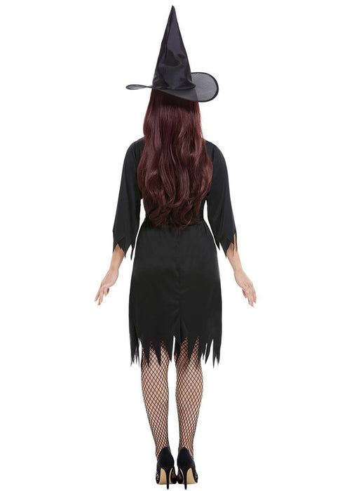 Spooky Witch Costume Adult