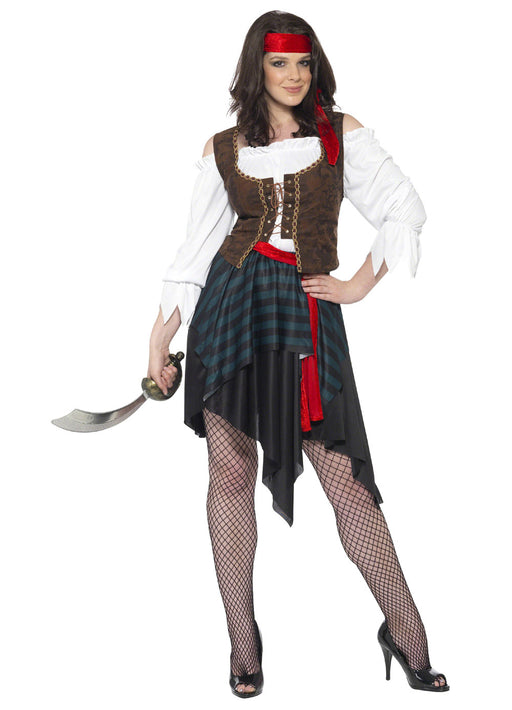 Pirate Lady Costume Adult
