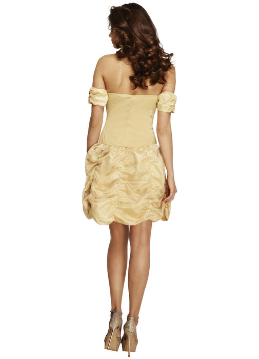 Fever Golden Princess Dress Adult