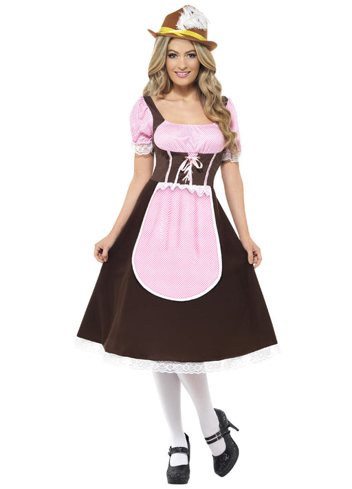 Long Tavern Girl Dress Adult