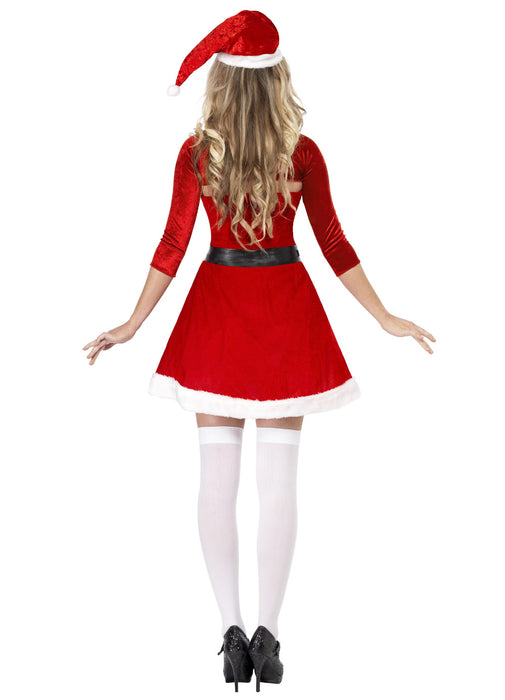 Fever Santa Babe Costume Adult
