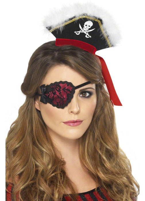 Lady's Pirate Eyepatch