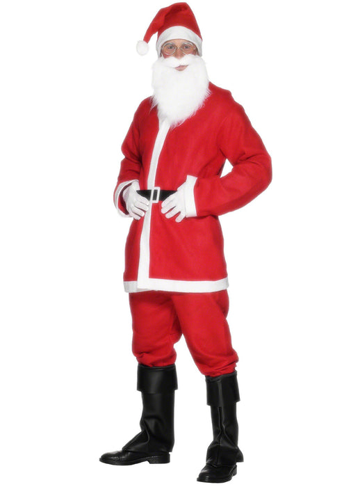 Bargain Santa Suit Adult