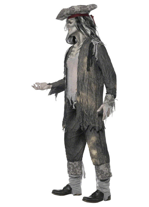 Ghost Ship Ghoul Costume Adult