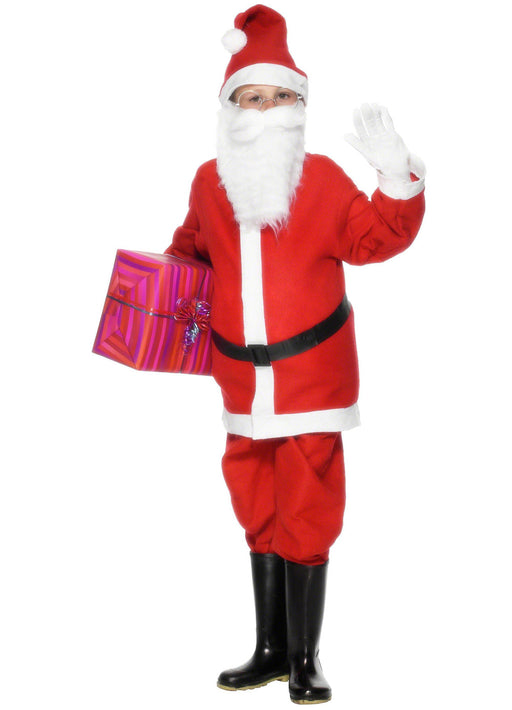 Santa Suit Costume Child