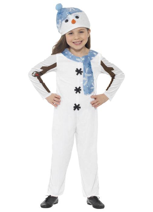 Snowman Toddler Costume